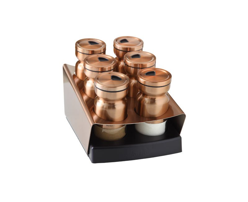 Barico Peerless copper Spice Container