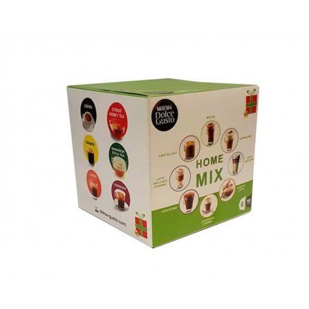 Dolce Gusto Home Mix Capsule Coffee