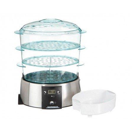 Gastroback 42510  Steam Cooker Household Appliances