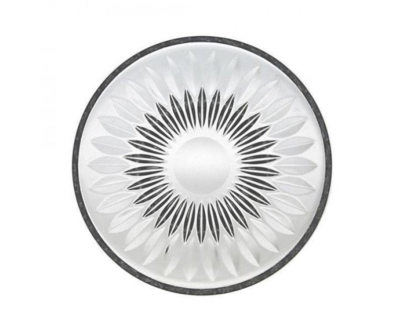 Nachtmann 96636 Orion Crystal Dessert Plate Set
