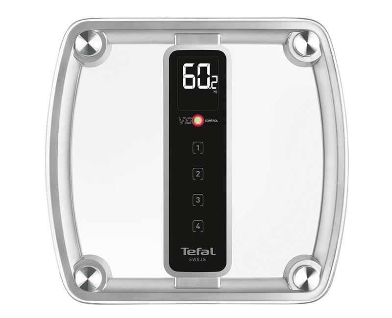 ترازوی وزن کشی اولیز شیشه ای تفال مدل PP5150