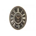 ساعت دیواری بیضی لوتوس مدل 2-3330..