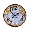 ساعت دیواری لوتوس مدل 3323