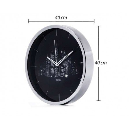 Deluxe 503 Wall Clock Decor and Beauty