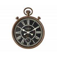 ساعت دیواری چوبی  لوتوس مدل CR-482..