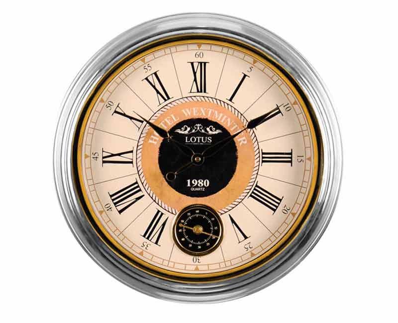 ساعت دیواری لوتوس مدل Greenfield-M3012