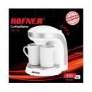 قهوه جوش دو فنجان هافنر مدل HO-35..