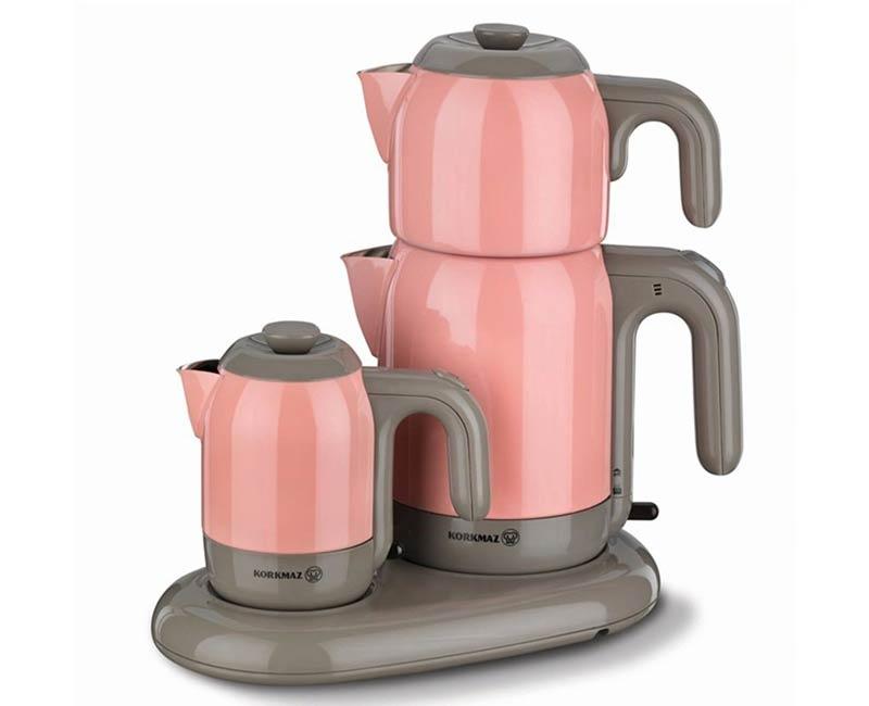 سرویس چای ساز و قهوه ساز کرکماز مدل  میا کد 353