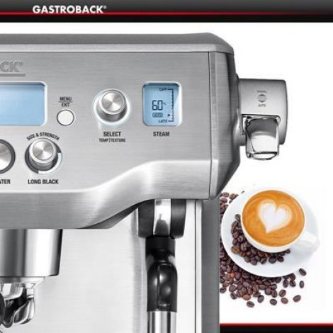 Gastroback 42460 Espresso Maker Household Appliances