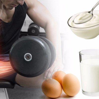 10 غذای برتر برای استخوان ها و عضلات قوی