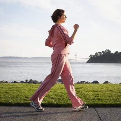 فواید اعجاب انگیز پیاده روی